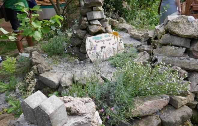 3 Zonen Garten Hortus Girasole